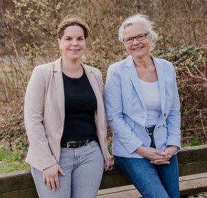 Katharina und Silvia Kaufhold (Coach & Geschäftsführer K&T Kaufhold & Team GmbH Arnsberg)